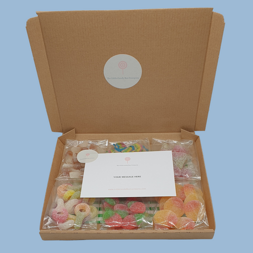 pick and mix selection box - mixed sweets