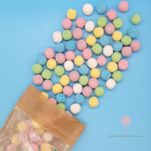 bonbon mix sweet pouch - traditional British sweets - bonbons