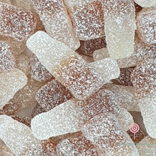 Load image into Gallery viewer, Cola bottles - fizzy cola bottles - traditional pick and mix sweets - cola sweets -  the little candy box company