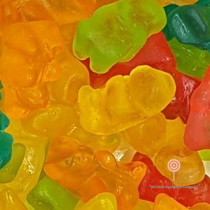 gummy bears traditional sweets