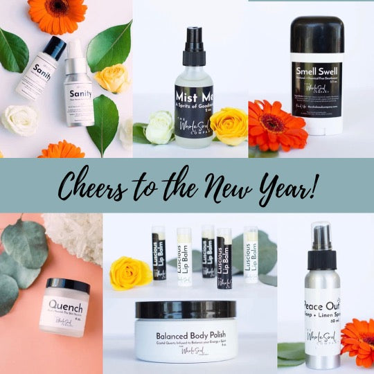 Introducing Clean Home & Beauty for 2021
