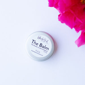 the balm - a natural alternative to neosporin.  the answer to life's irritations
