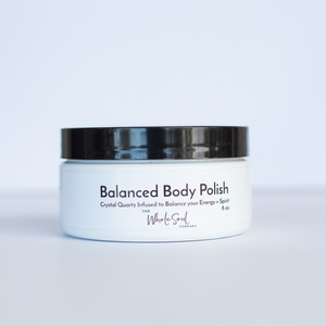 balanced body polish body scrub