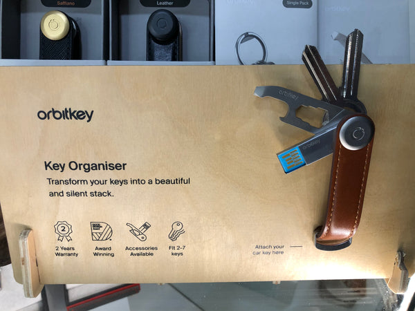 Orbit Key Organizer