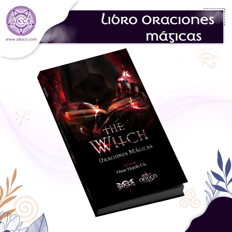 Libro Oraciones Mágicas - The Witch