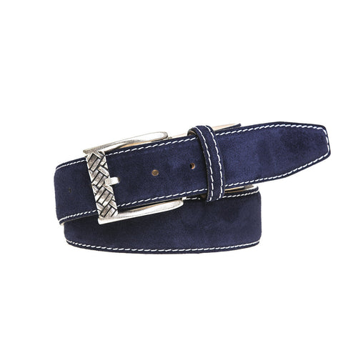 Premium suede leather belts