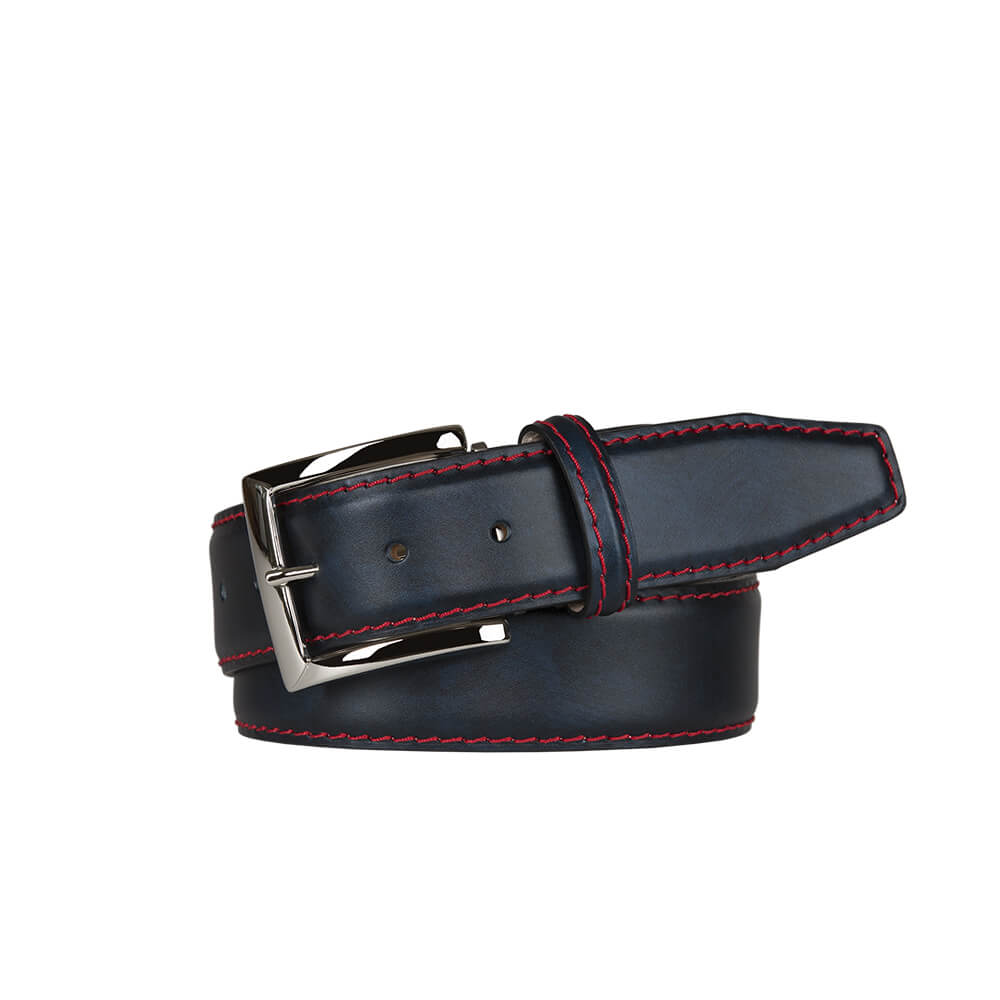 Ocean Surf Calf Leather Belt