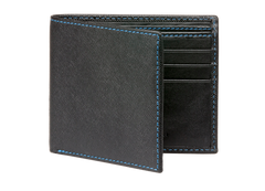 Black Saffiano Leather Wallet