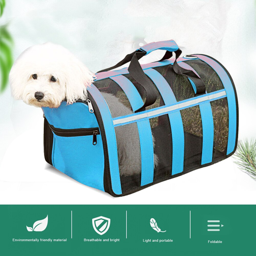 Portable Pet Carrier for Cats Dogs Pet Kennel Cat