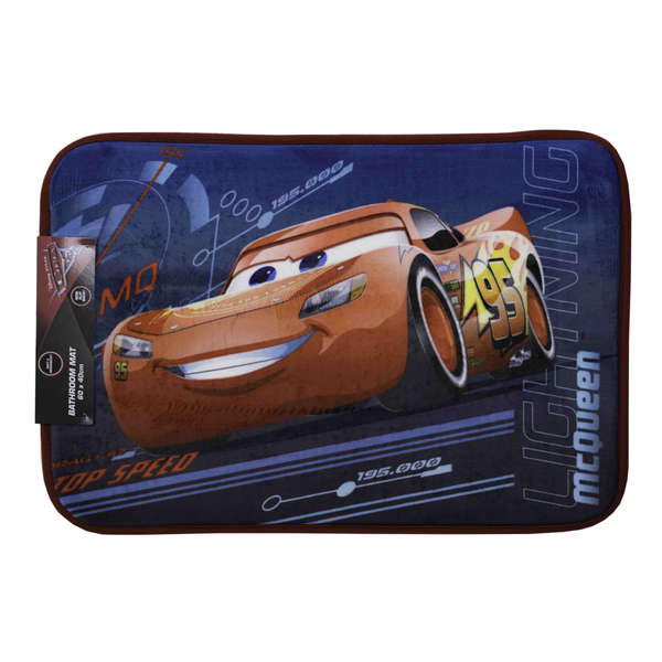 Bath Mat Cars