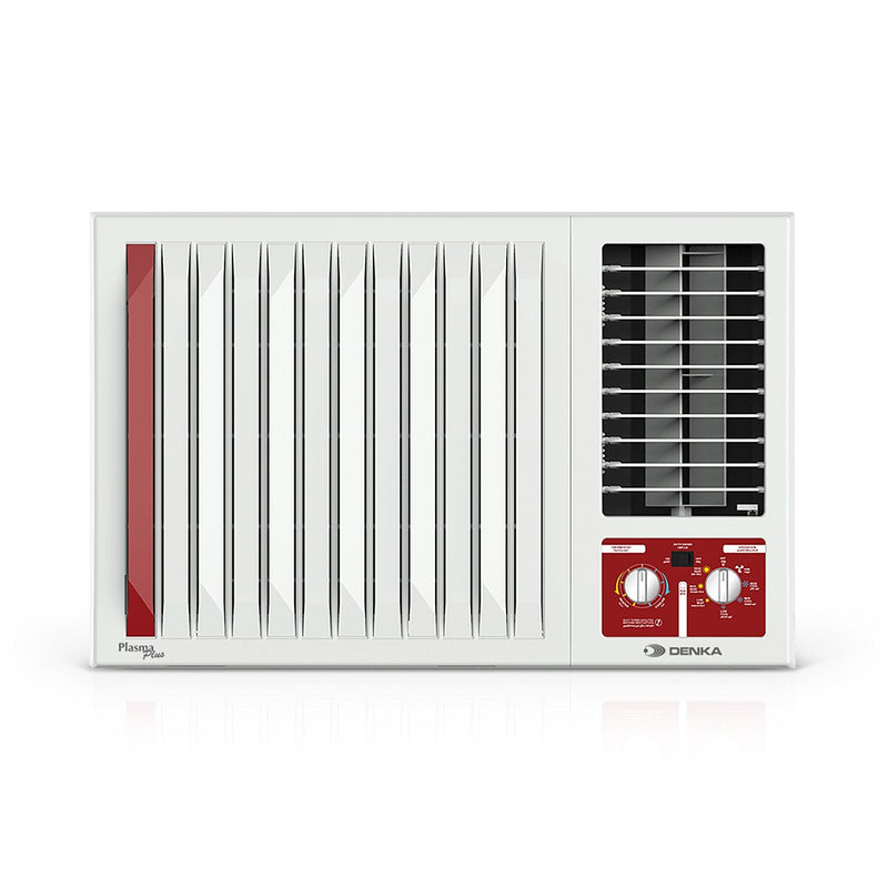 Window AC 18,000 Btu/h Plasma Plus Generator