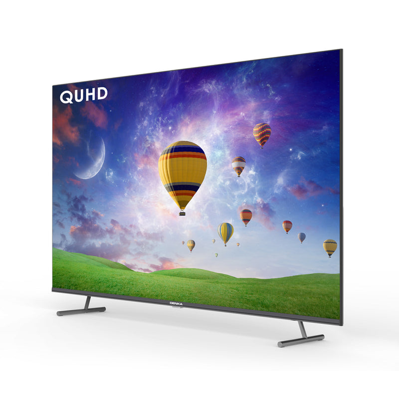 UM Series Android TV QUHD, 50 Inch