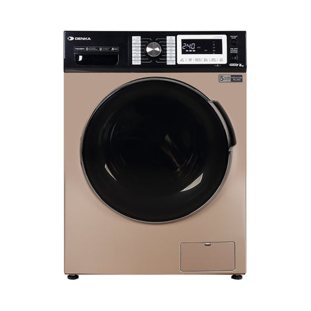 Front Loading Washing Machine 1400 RPM Quick Wash 8Kg