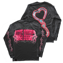 Load image into Gallery viewer, Pink Lightning Long Sleeve (Pre-Order)