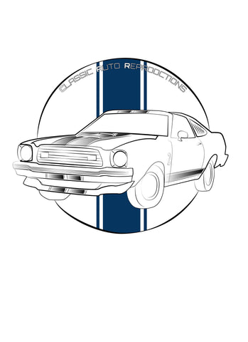 Holiday Gift Card! All Classic Auto Reproductions products