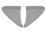 1974-1978 Ford Mustang II and Cobra Fiberglass Side Scoops - PAIR