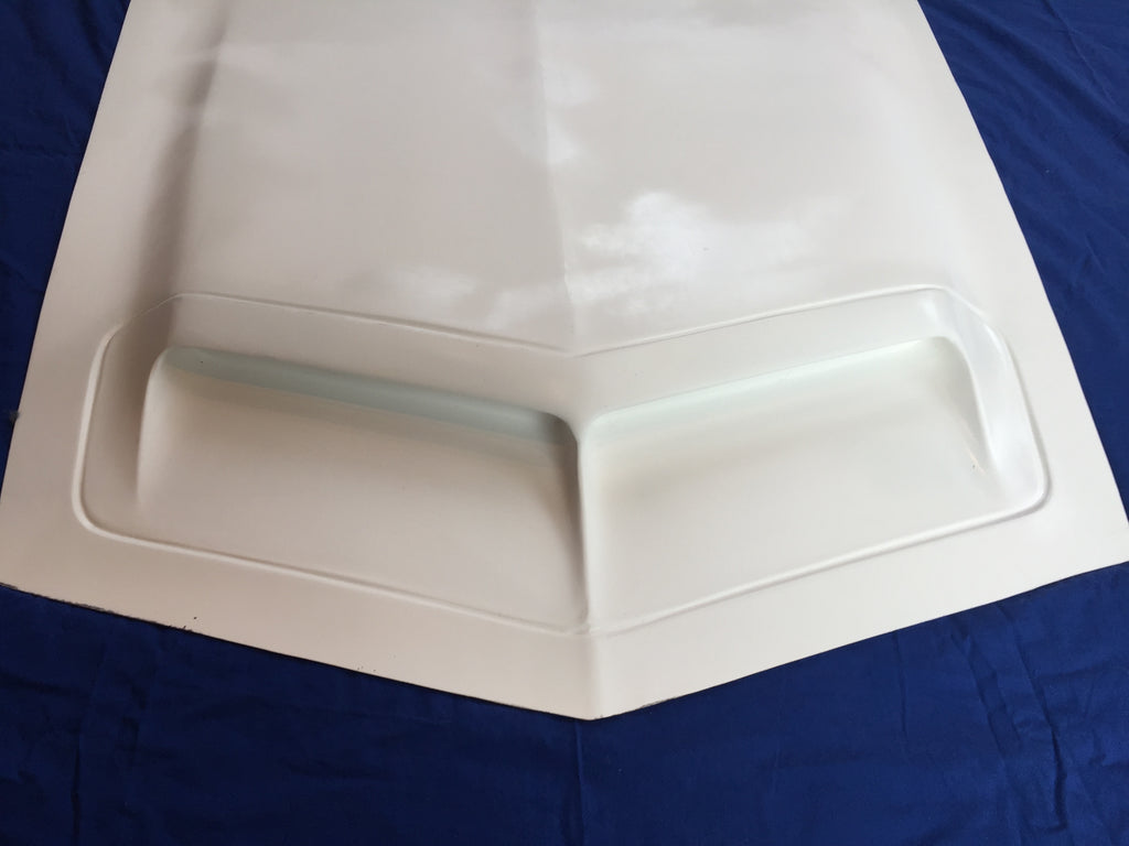 1974-1978 Mustang II Fiberglass Induction Hood Scoop