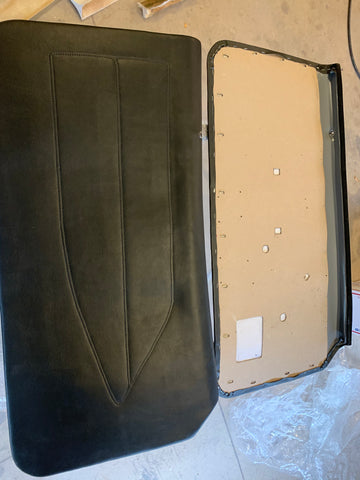 1974-1978 Mustang II Door Panels