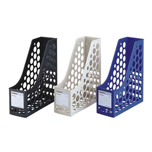 Magazine Holder Plastic-Black