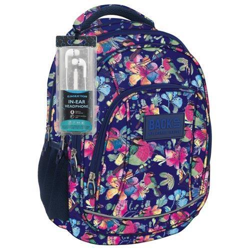 Back Up Model A Oval Backpack