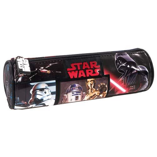Star Wars Round Pencil Case