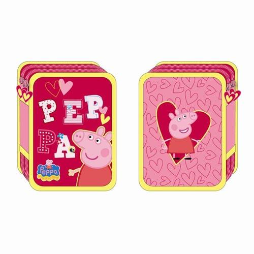 Peppa Pig D/ Decker Case Filled