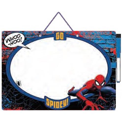 Spiderman Whiteboard With Marker