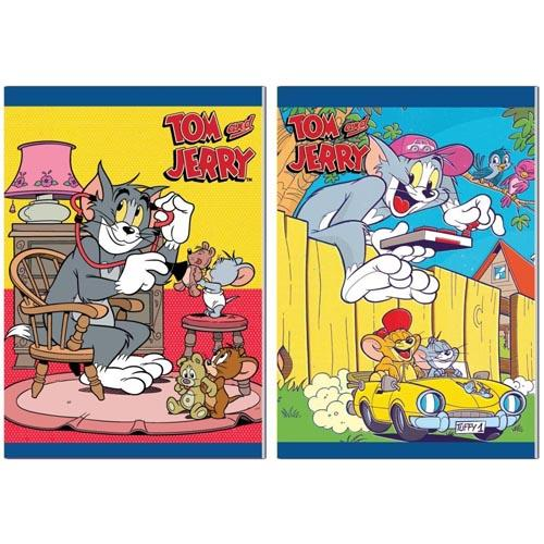 Tom & Jerry Exercise Book