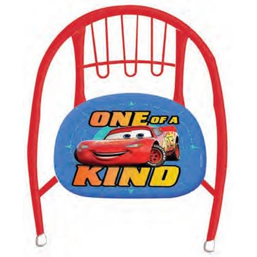 Cars Metal Chair