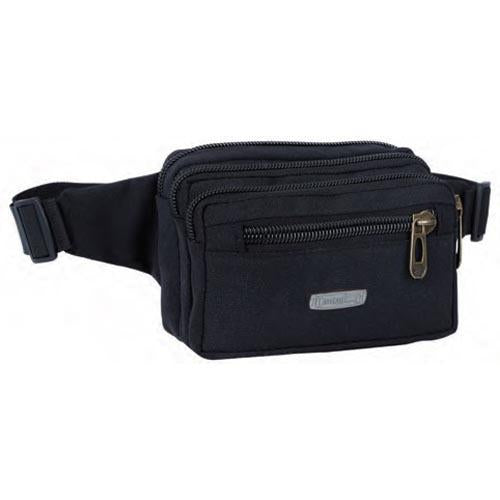 Must Zita Waist Bag Black