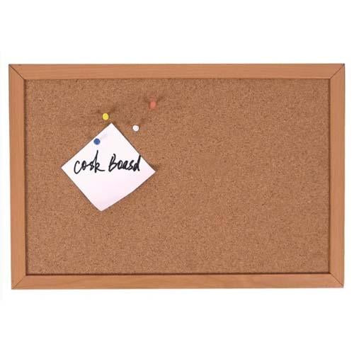 Cork Board Wooden Frame 90X120