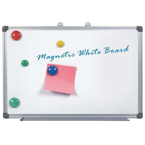 Whiteboard Magnetic Alum Frame 45X60Cm