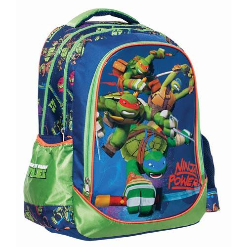 Turtles Oval Backpack