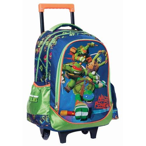 Turtles Trolley Backpack