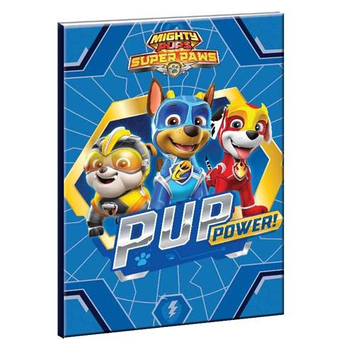 Paw Patrol Boys Exercise Book B5