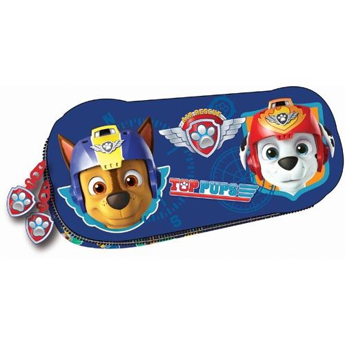 Paw Patrol Boys Oval Pencil Case