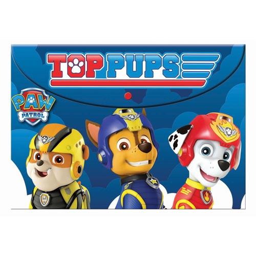 Paw Patrol Boys Envelope With Button