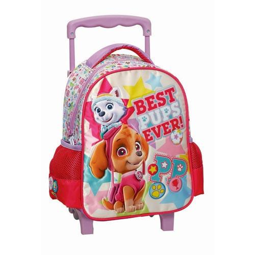 Paw Patrol Girls Junior Trolley Bag