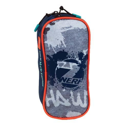 Nerf Oval Pencil Case