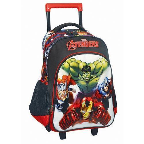 Avengers Oval Trolley Bag