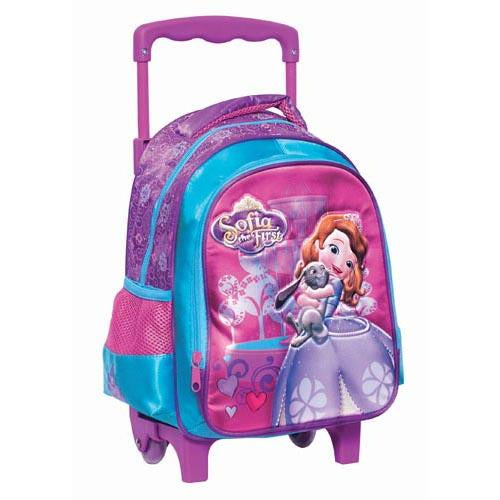 Sofia The First Junior Trolley Bag