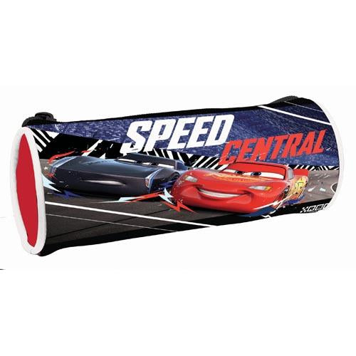 Cars Pencil Case Round