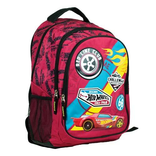 Hot Wheels Oval Backpack