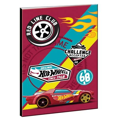 Hot Wheels Exercise Book B5
