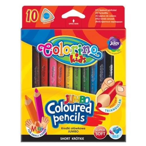 Pencil Colours Jumbo - Short 3.5 ""