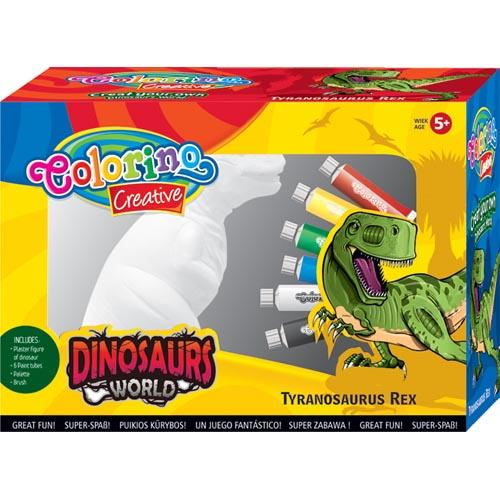Paint Set - Dinosaurs