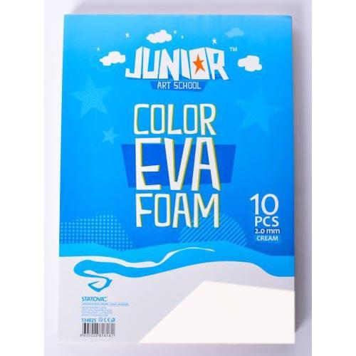 Eva Foam A4 White