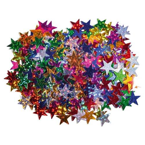 Craft Metal Stars 15Mm