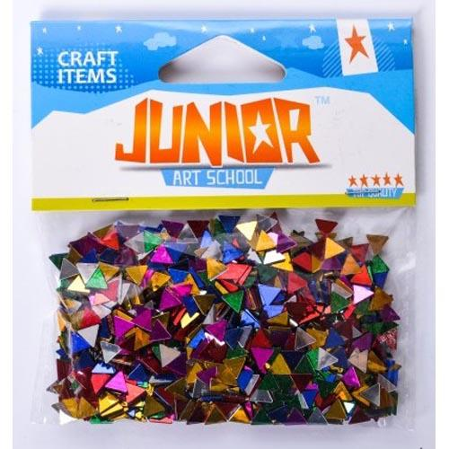 Craft Triangles 6Mm