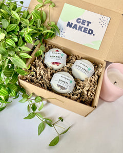 Classic Bath Bomb Gift Set - The Nectary - Floral Styling